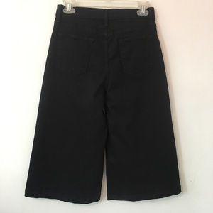 Frame Denim Jeans - Frame High waisted Gaucho jeans